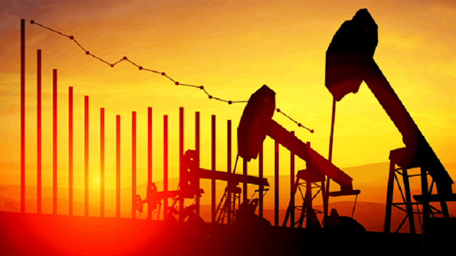 Oil prices Drop after US data