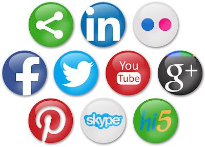Redes Sociais - O  Bom e o mal delas