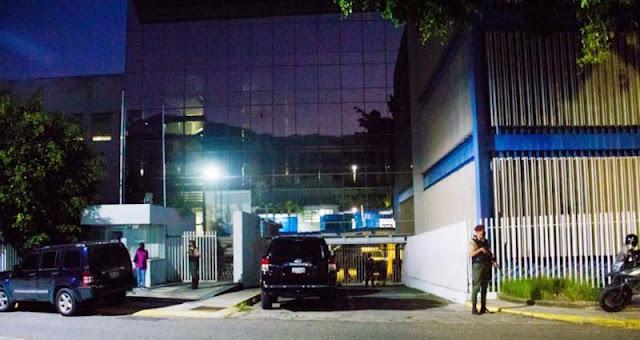 Tribunal embarga la sede de El Nacional, en Caracas
