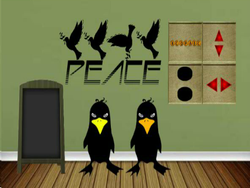 8bGames Angry Bird Escape