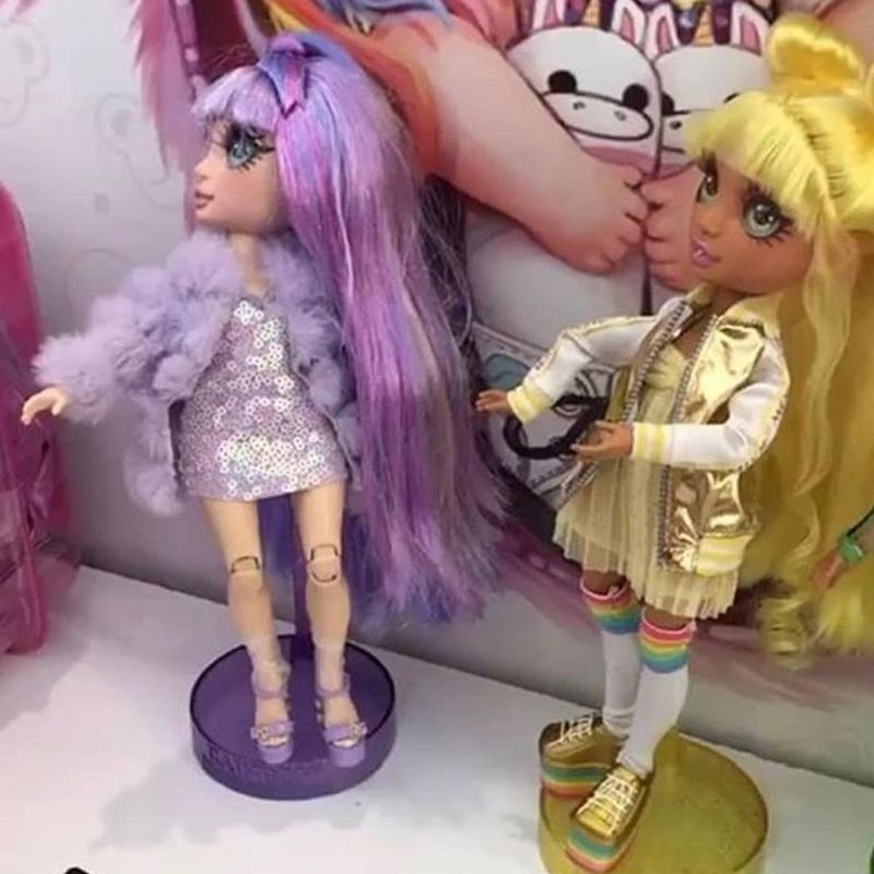 Sunny and Violet fashion dolls by MGA Entertainment