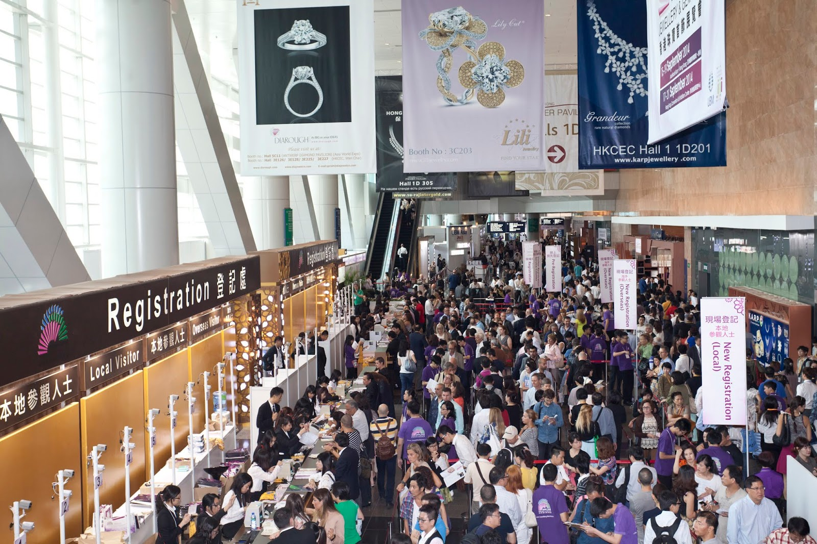 Two Major March Hong Kong Jewelry & Gem Fairs Postponed to May 2020