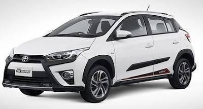 Harga Mobil Toyota Yaris Heykers
