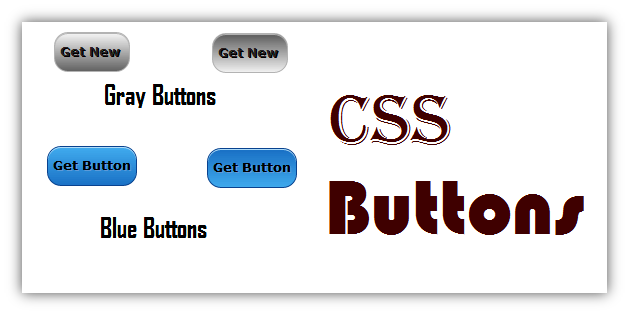 New CSS Download Buttons for Blogger