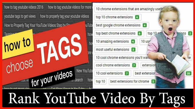 Viral Tags For YouTube video  | How to get viral tags for youtube video