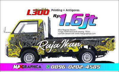 stiker L300