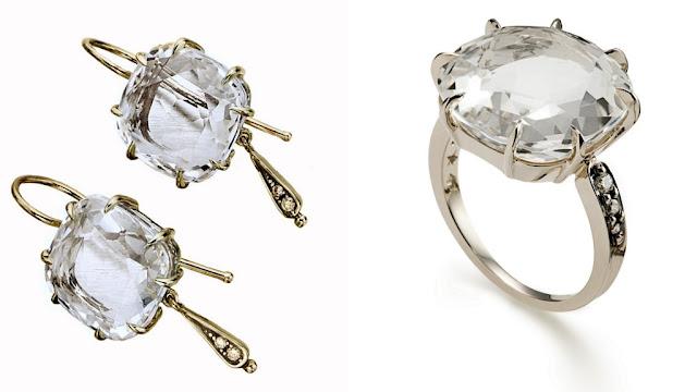Colección Moonlight, Cristales de HStern que reflejan el brillo femenino