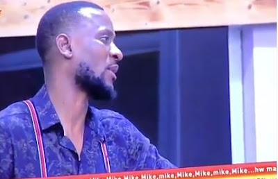 "#BBNaija: ""I Will Help You When You Are Up For Eviction"" - Omashola To Ike"