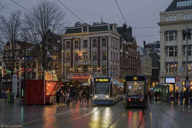 أزمة مالية تؤثر على وسائل النقل في أمستردام