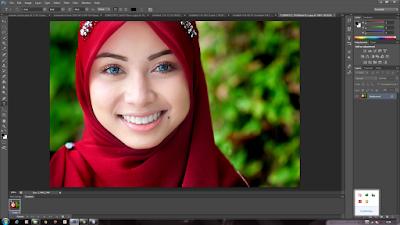 Membuat Foto Sketsa Wajah dengan Photoshop