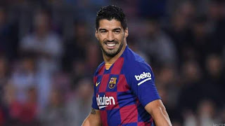 Suarez Feels Barca May Sign Another Striker