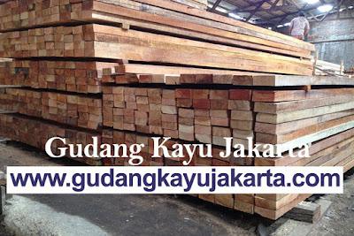 Menjual segala jenis kayu bangunan