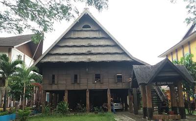 Rumah Adat Papua Barat Beserta Gambarnya