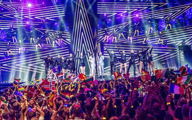 Eurovisión 2017 (Photo: hola.com)