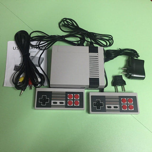 NES Retro Mini TV