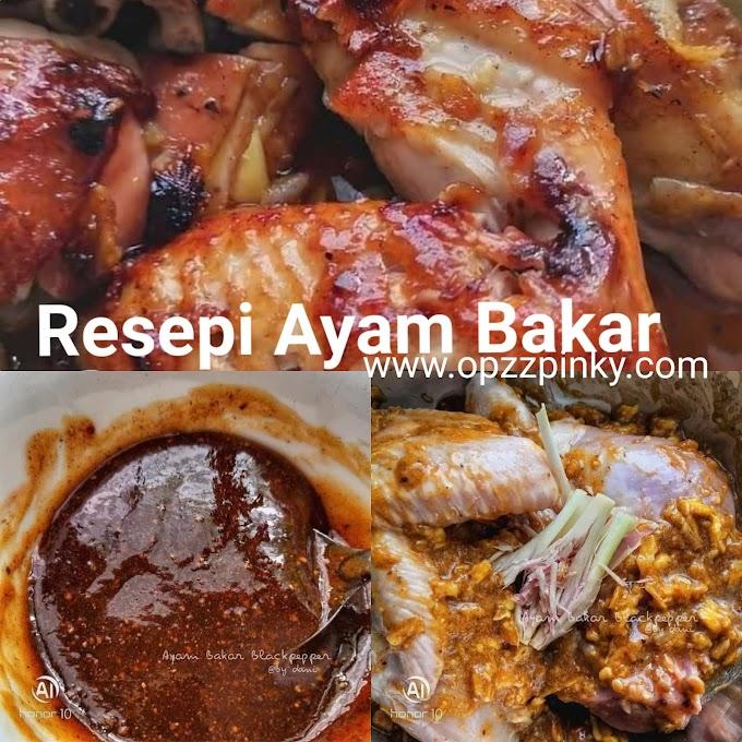Resepi Ayam Bakar Padu