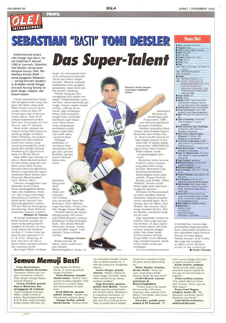 SEBASTIAN TONI DEISLER DAS SUPER-TALENT
