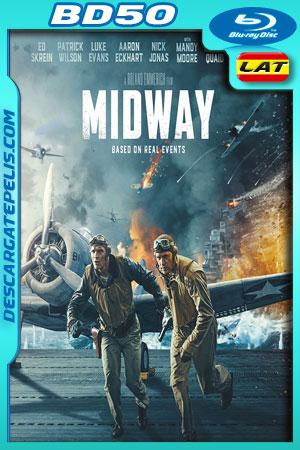 Midway: Batalla en el Pacífico (2019) 1080p BD50 Latino – Ingles