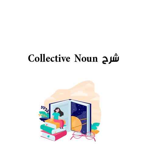 الاسم الجماعي بالانجليزي : شرح Collective Noun
