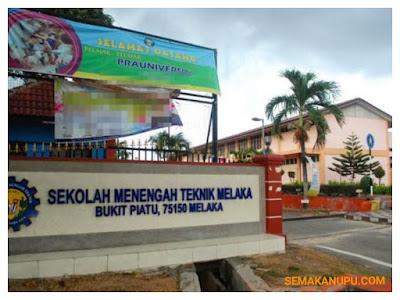 Senarai Sekolah Menengah Teknik (SMT) dan Kursus Yang Ditawarkan