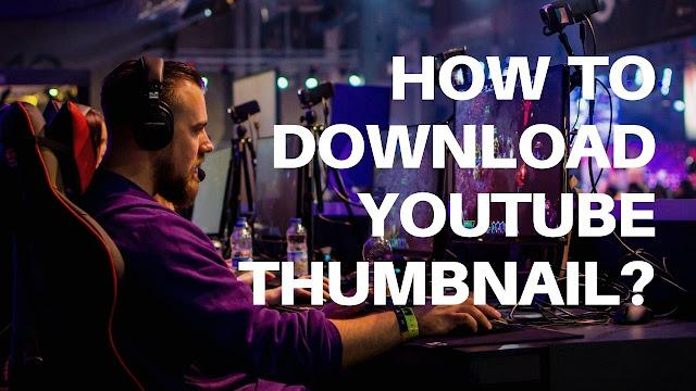 Youtube thumbnail downlaod