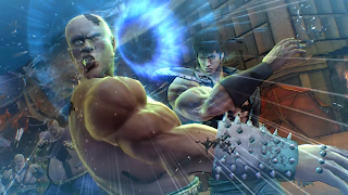 Fist of the North Star: Lost Paradise PS3 Wallpaper