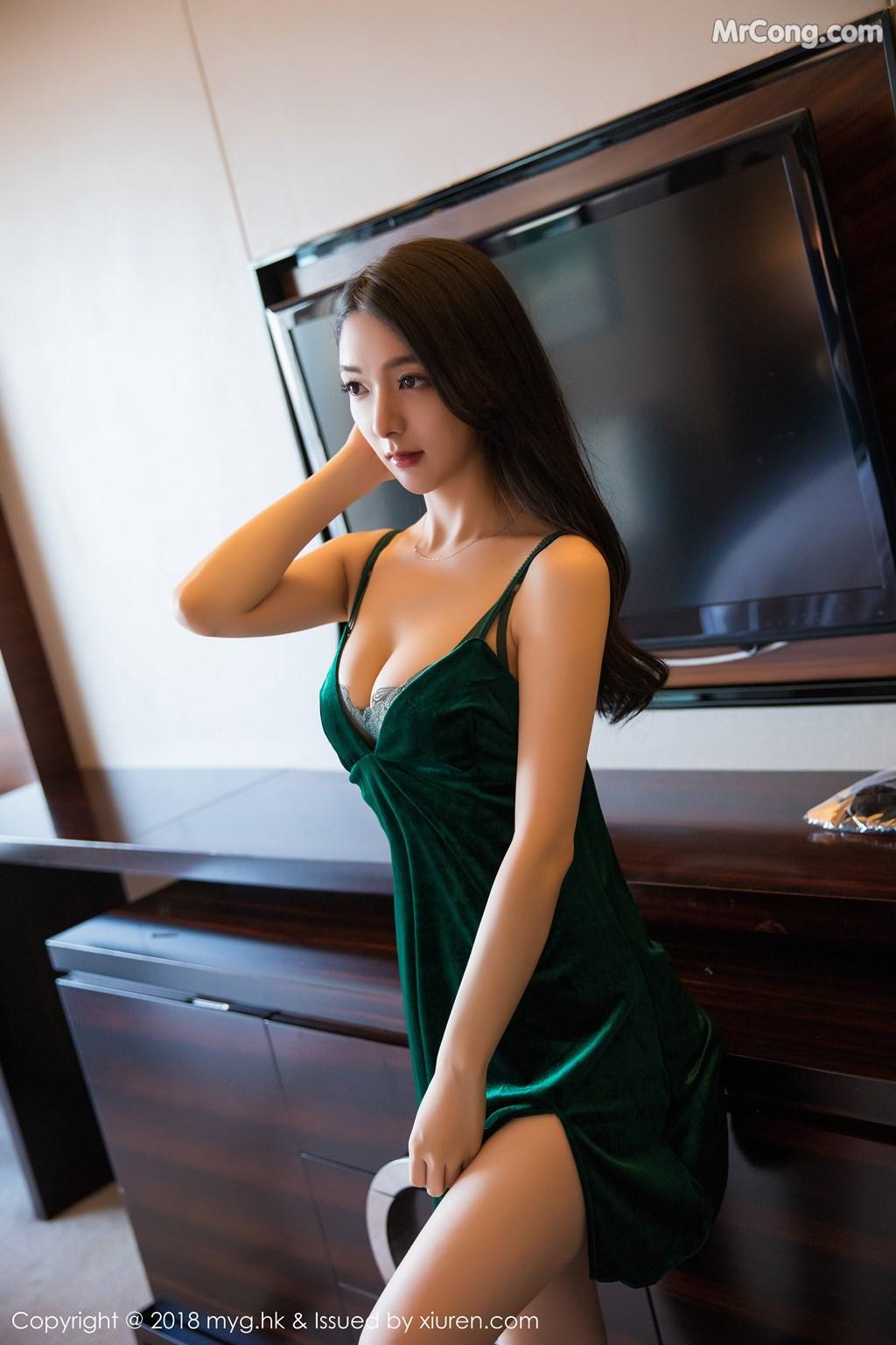 Image XIUREN-No.1201-Xiao-Reba-Angela-MrCong.com-001 in post XIUREN No.1201: Người mẫu Xiao Reba (Angela小热巴) (53 ảnh)