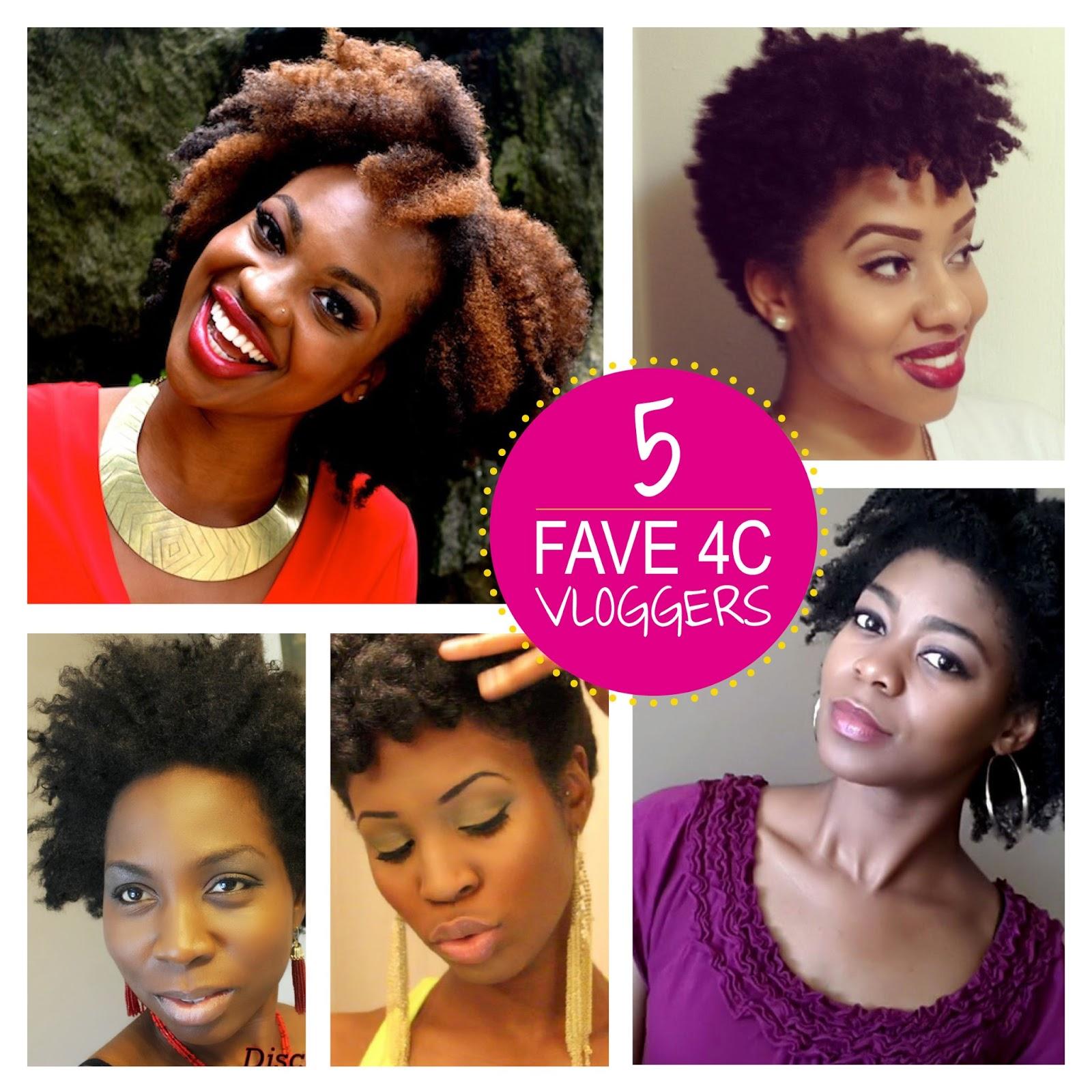 My Favourite 4C Natural Hair Vloggers Aisha & Life