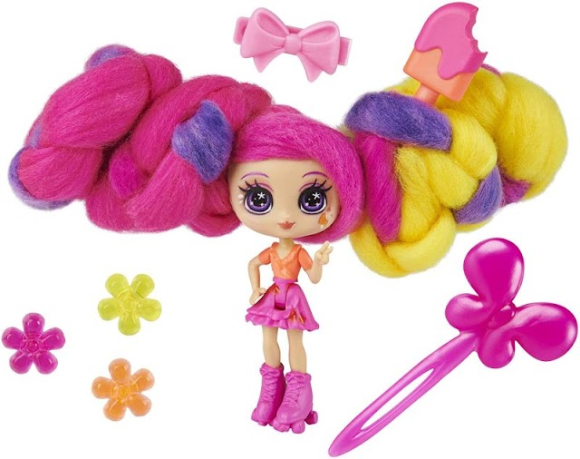 Scented Candylocks Dolls Series 2 Dream Collection