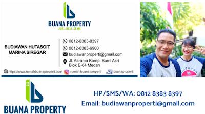 agen properti di Medan Jual Rumah Cantik Murah Hanya 350 JUTA Di Pasar IV Barat Marelan Medan Sumatera Utara