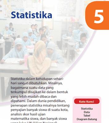 kelas 4 matematika Statistika www.simplenews.me