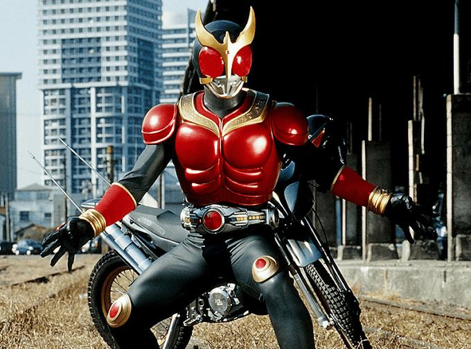 Kuuga - Um Kamen Rider para começar o Milênio
