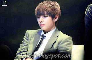 Photos V BTS (Kim Taehyung Bangtan Boys) Handsome
