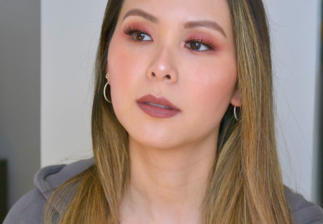 Charlotte Tilbury Pillow Talk Collection Makeup Look
