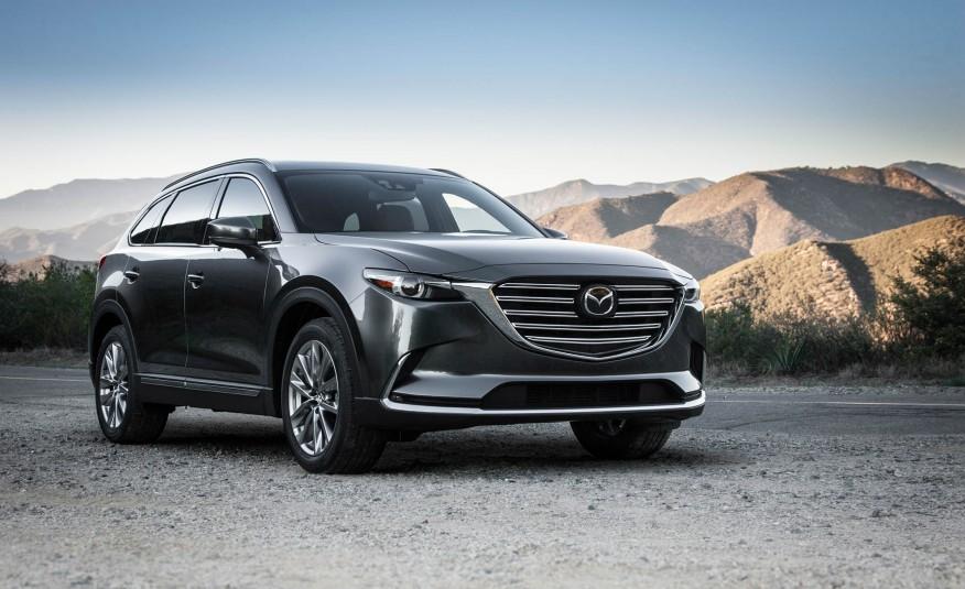 Mazda CX 9 2016 đã đẹp, hầm hố, sang trọng, cá tính hơn bản tiền nhiệm rất nhiều