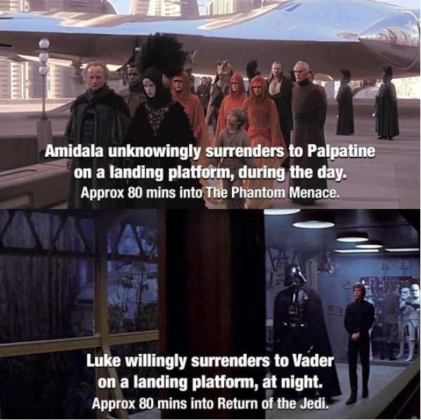 Palpatine Quotes: What Emperor Palpatine Learned About Spider Webs In The