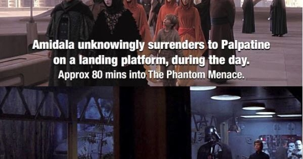 What Emperor Palpatine Learned About Spider Webs In The