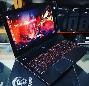 Jual Laptop Seken MSI GS60 2PE Gost Pro
