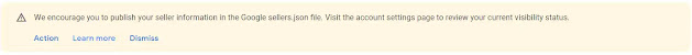 Fix Google Seller.json File Issue in Google Adsense