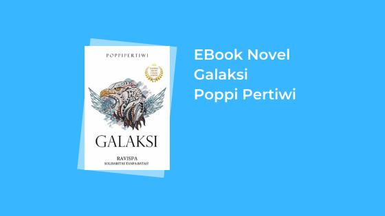 Download dan Baca Online eBook Novel Galaksi karya Poppi Pertiwi PDF