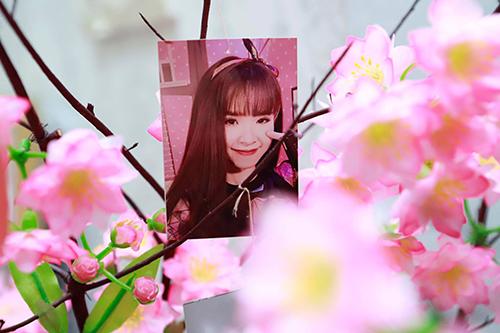 Hinh anh Khoi My duoc dung de trang tri cho khong gian cuoi
