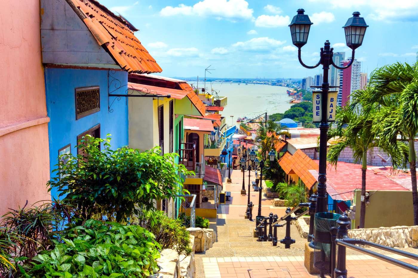 Unique places to visit in Guayaquil