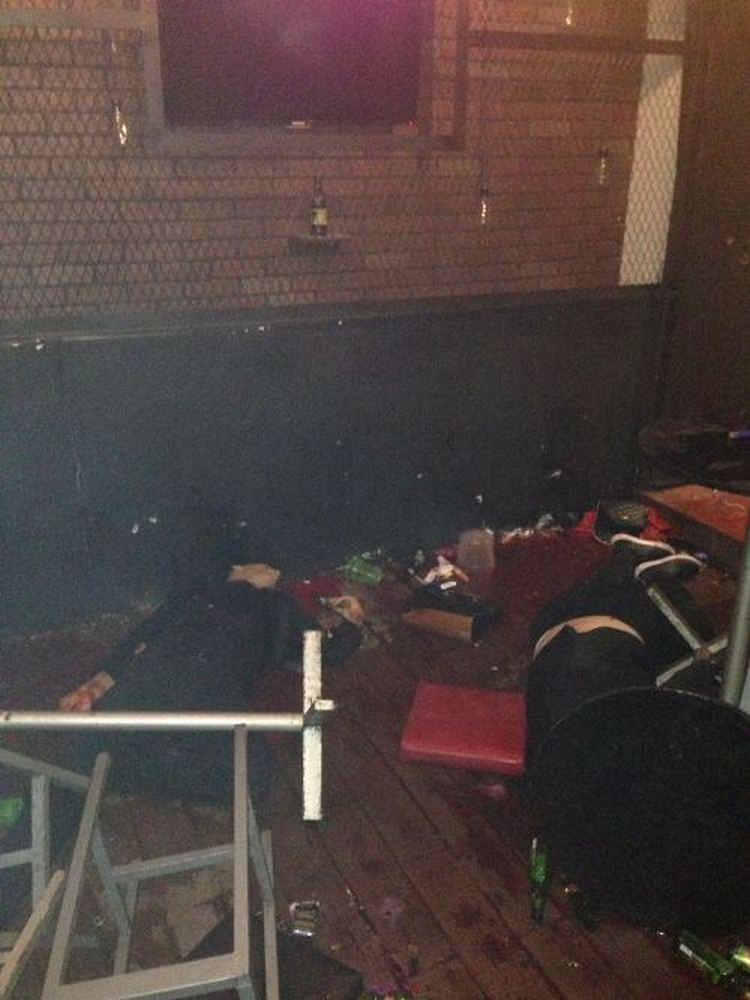 Fotografías Terror en Culiacán: 3 muertos y 9 heridos en ataque a bar
