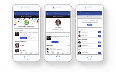 Facebook lança o 'Messenger Kids', aplicativo exclusivo para crianças