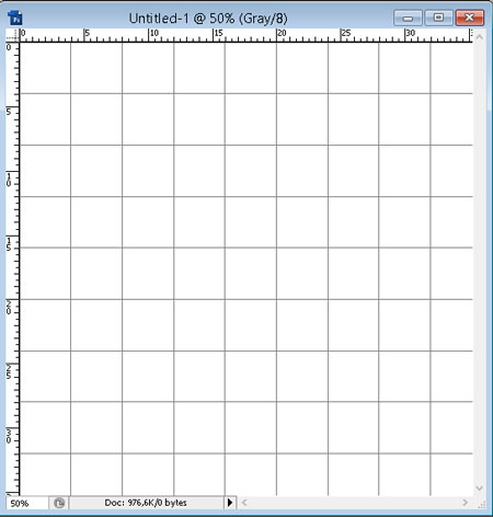 tampilan grid