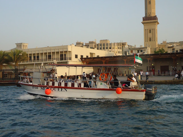 Private tours at Dubai Creek
