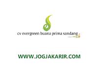 Loker Sleman di CV Evergreen Buana Prima Sandang Sebagai Staff Produksi dan Leader Finishing