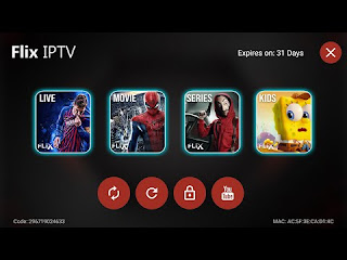 6 CODES ACTIVATION FLIX IPTV PRO 2020/2021