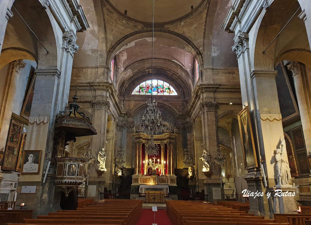 Espiritu santo, Aix en Provence