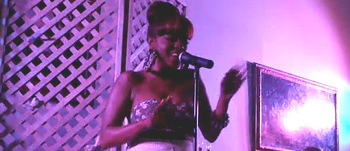 Keisha Buchanan @ Jacques townhouse | Live performance